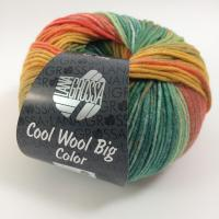 Lana Grossa Cool Wool Big Color Farbe 4001