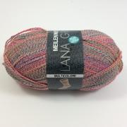 Lana Grossa Meilenweit Multicolore Farbe 5732