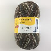 Regia 4 fach Norway Color Farbe 2919