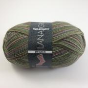 Lana Grossa Meilenweit Twister Farbe 7506