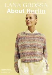 Lana Grossa About Berlin Ausgabe 9