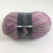 Lana Grossa Meilenweit Twister Farbe 7505