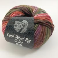 Lana Grossa Cool Wool Big Color Farbe 4009