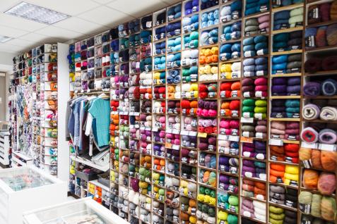 Bei uns finden Sie eine umfangreiche Auswahl an Produkten für Ihre Handarbeiten.    mehr erfahren >>>