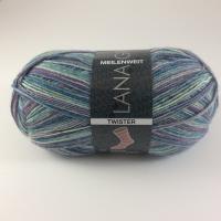 Lana Grossa Meilenweit Twister Farbe 7503