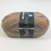 Lana Grossa Meilenweit Multicolore Farbe 5736