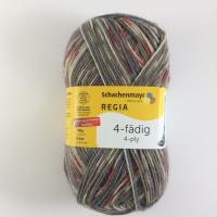 Regia 4 fach Norway Color Farbe 2918