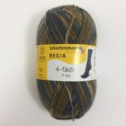 Schachenmayr Regia Polar Night Color Farbe 9015