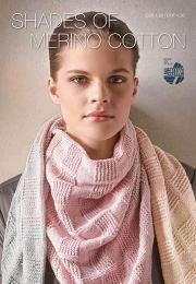Shades of Merino Cotton Ausgabe 1
