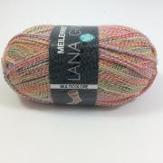 Lana Grossa Meilenweit Multicolore Farbe 5731