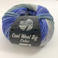 Lana Grossa Cool Wool Big Color Farbe 4007