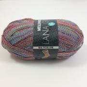 Lana Grossa Meilenweit Multicolore Farbe 5733