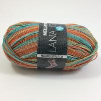 Lana Grossa Meilenweit Malibu Stretch Farbe 6306